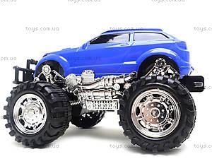 Авто инерционное «Джип», 1036, игрушки