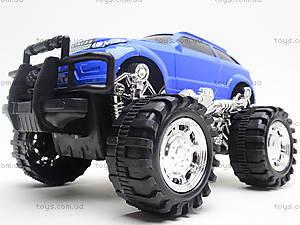 Авто инерционное «Джип», 1036, детские игрушки