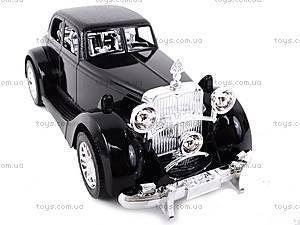 Авто инерционное «Ретро», 8200, toys.com.ua