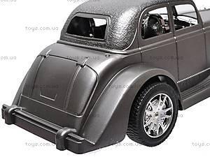 Авто инерционное «Ретро», 8200, отзывы