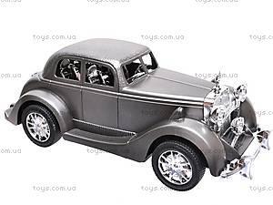 Авто инерционное «Ретро», 8200, игрушки