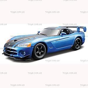 Авто-конструктор Dodge Viper SRT10 ACR 2008, 18-25091