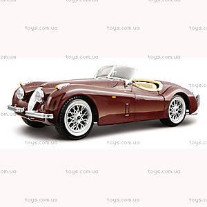 Авто-конструктор Jaguar XK 120 Roadster 1948, 18-25061
