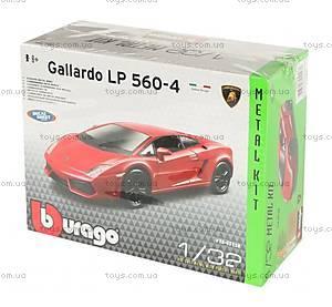 Авто конструктор «Lamborghini Gallardo», 18-45128, купить