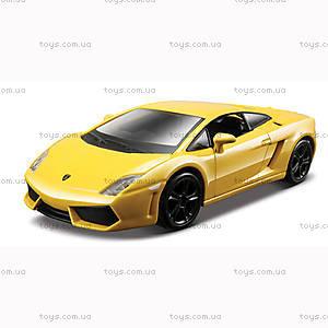 Авто конструктор «Lamborghini Gallardo», 18-45128