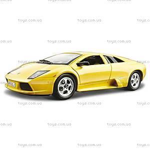 Авто-конструктор Lamborghini Murcielago 2001, 18-25018