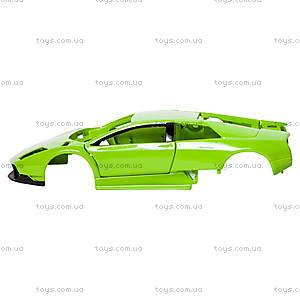 Авто-конструктор Lamborghini Murcielago LP670-4 SV, 18-25096, купить