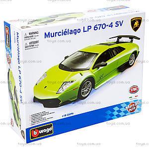 Авто-конструктор Lamborghini Murcielago LP670-4 SV, 18-25096, цена