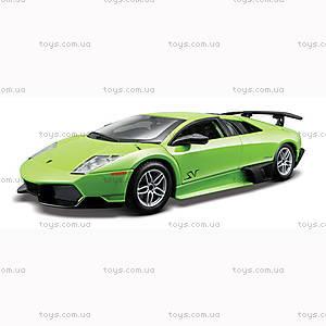 Авто-конструктор Lamborghini Murcielago LP670-4 SV, 18-25096