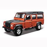 Авто конструктор «Land Rover», 18-45127