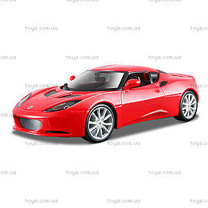 Авто-конструктор Lotus Evora S IPS, 18-25110