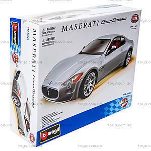 Авто-конструктор Maserati Grand Turismo, 18-25083, купить