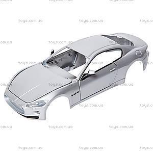 Авто-конструктор Maserati Grand Turismo, 18-25083, отзывы