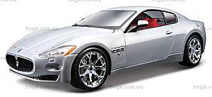 Авто-конструктор Maserati Grand Turismo, 18-25083