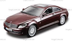 Авто-конструктор Mercedes Benz CL550, 18-45131