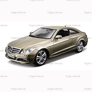 Авто-конструктор Mercedes-Benz E-Class Coupe, 18-45126