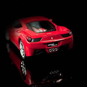 Авто радиоуправляемое Ferrari 458, XQRC24-3AA, купить