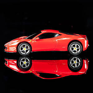 Авто радиоуправляемое Ferrari 458, XQRC24-3AA, фото