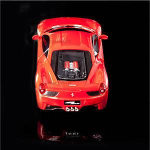 Авто радиоуправляемое Ferrari 458, XQRC24-3AA, отзывы