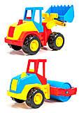 Авто «Tech Truck» 2 модели, 39476, отзывы