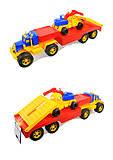 Авто «Tech Truck» 3 модели, 39475