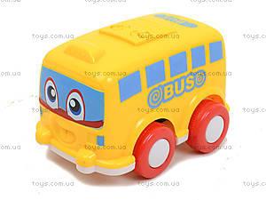Инерционная машинка «Автобус», 812-1, купить