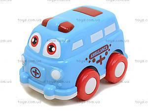 Инерционная машинка «Автобус», 812-1, фото