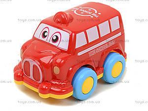 Инерционная машинка «Автобус», 812-1, цена