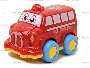 Инерционная машинка «Автобус», 812-1, игрушки