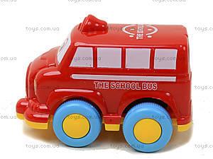 Инерционная машинка «Автобус», 812-1, детские игрушки
