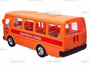 Автобус «Аварийная служба», инерционный, 32120, купить