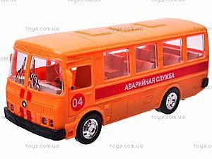 Автобус «Аварийная служба», инерционный, 32120