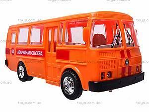 Автобус «Аварийная служба», инерционный, 32120, цена