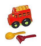 Автобус Бусик №1, красный, 0084, отзывы