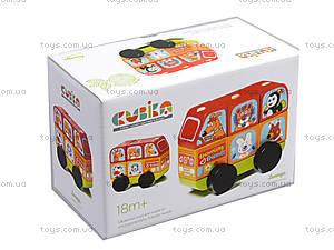 Деревянный автобус, 13197, цена