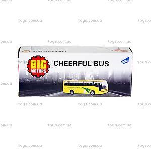 Автобус детский инерционный, 27893-80136L, цена