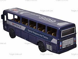 Автобус игровой Swat, 999-065A, купить