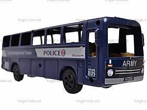 Автобус игровой Swat, 999-065A, цена