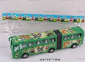 Автобус инерционный, 20024