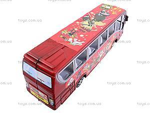 Автобус инерционный Ben 10, 8081, купить