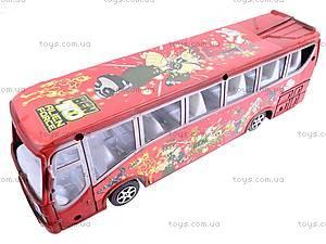 Автобус инерционный Ben 10, 8081, фото