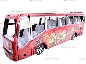 Автобус инерционный Ben 10, 8081, цена