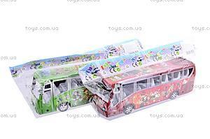 Автобус инерционный Ben 10, 8081