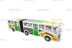 Автобус инерционный детский, 20021, купить