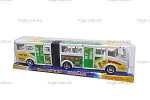 Автобус инерционный детский, 20021, фото
