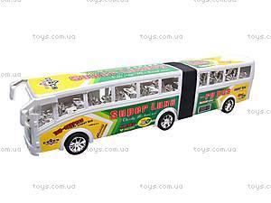 Автобус инерционный детский, 20021