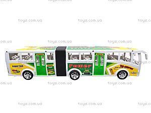 Автобус инерционный детский, 20021, отзывы