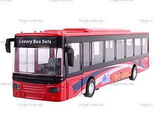 Автобус инерционный металлический, 12400, купить