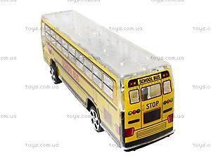 Автобус инерционный музыкальный, 998-35F1, отзывы