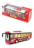 Туристический автобус, металлический, 6011B, купить